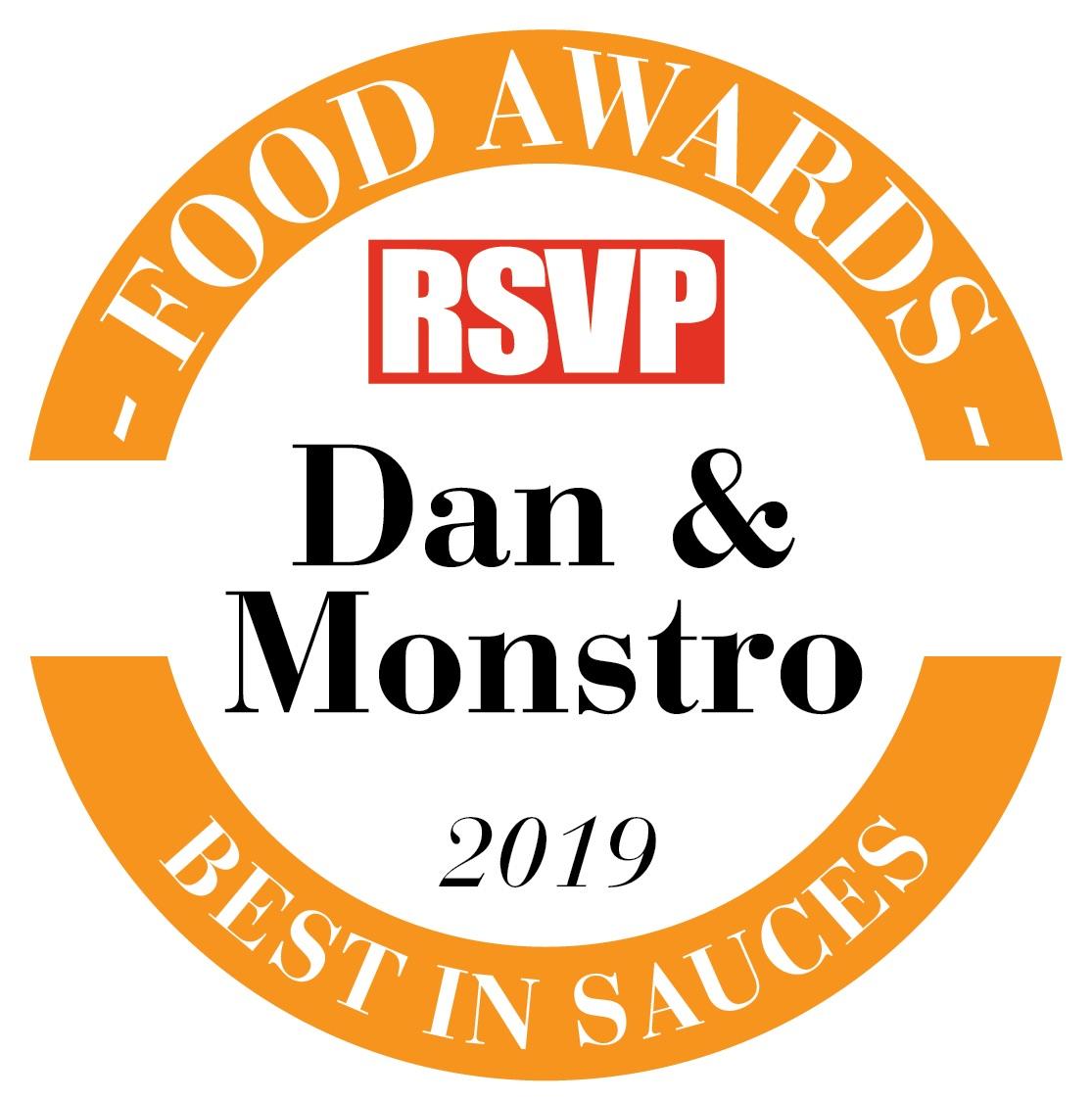 Food Awards - Best in Sauces 2019