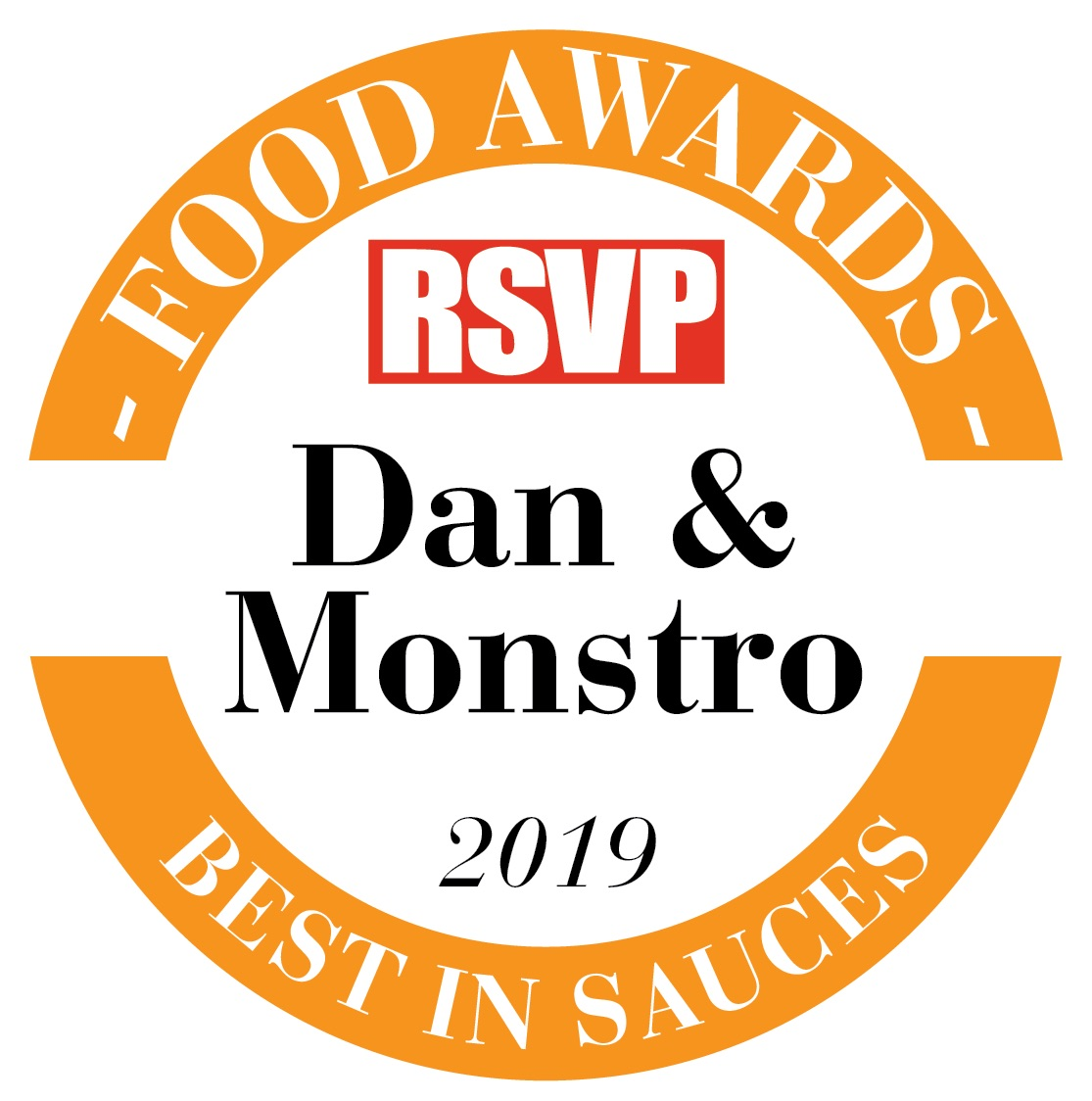 Food Awards – Best in Sauces 2019