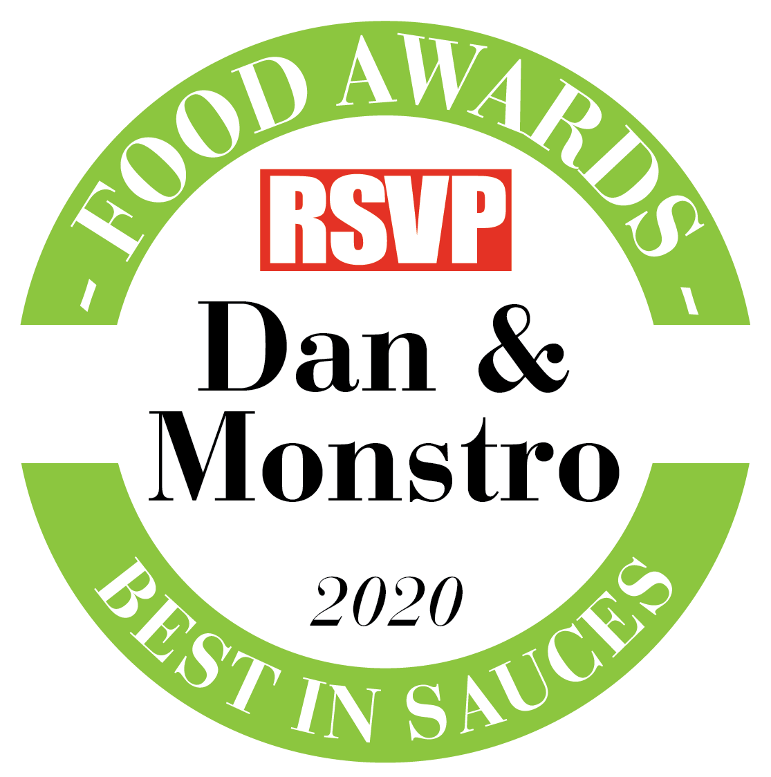 Food Awards – Best in Sauces 2020