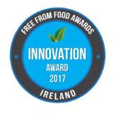 Free from Food Awards - Innovation Award 2017