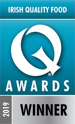 Irish Quality Food Awards - Winner 2019