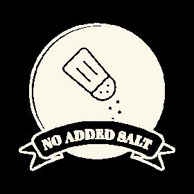 No added Salt